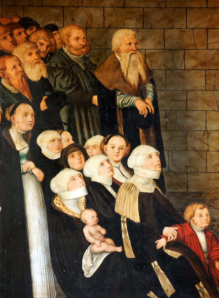 Frauen der Reformation in der Region