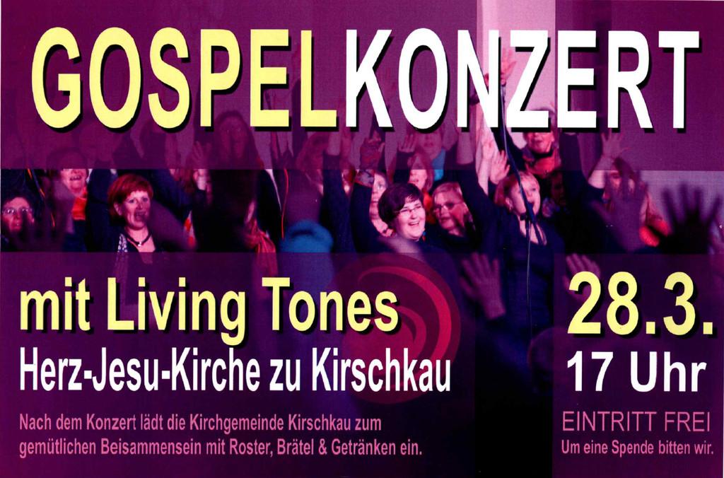 Gospelkonzert 2021